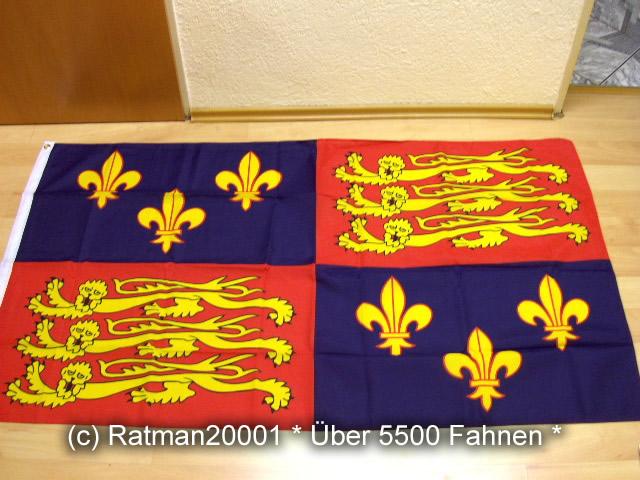 England Royal 1405-1603 - 90 x 150 cm