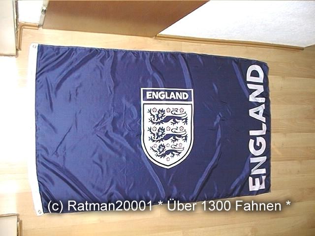 England Offiziell FA Blau - 90 x 150