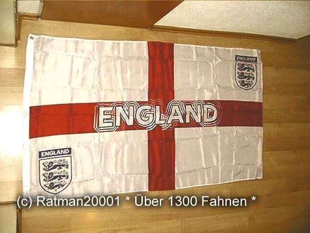 England Offiziell FA Georgskreuz