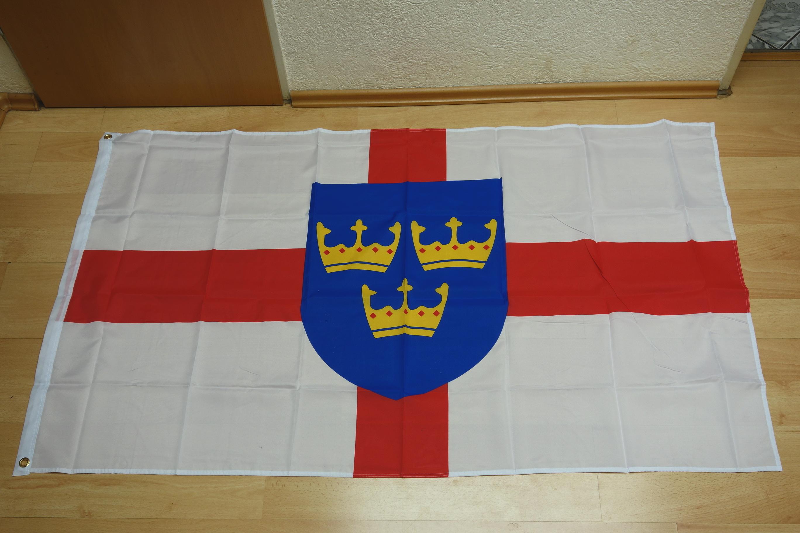 England Ostanglien - 90 x 150 cm
