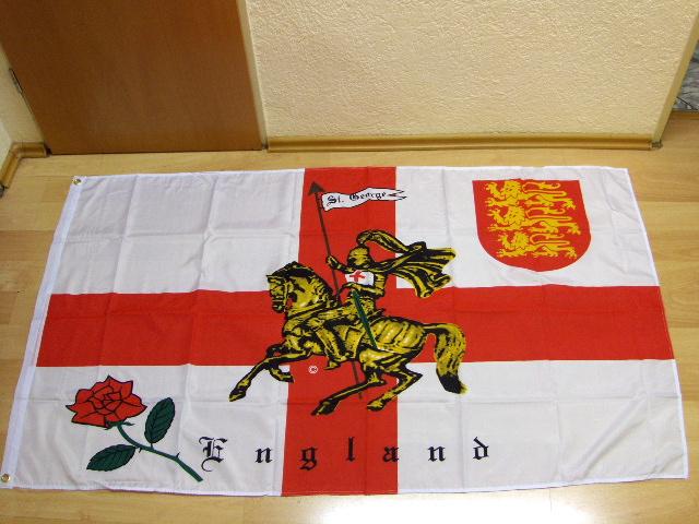 England Ritter Rose - 90 x 150 cm
