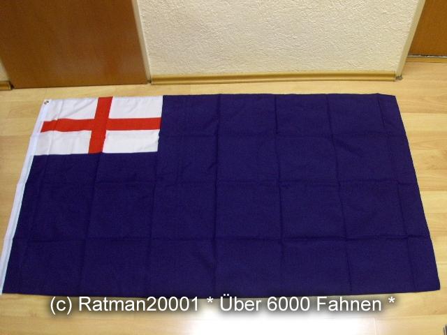 England Royal Navy Blau 1620 - 90 x 150 cm
