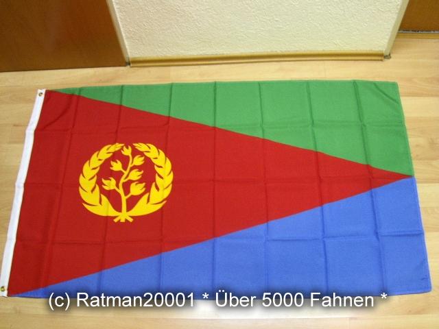 Eritrea - 90 x 150 cm
