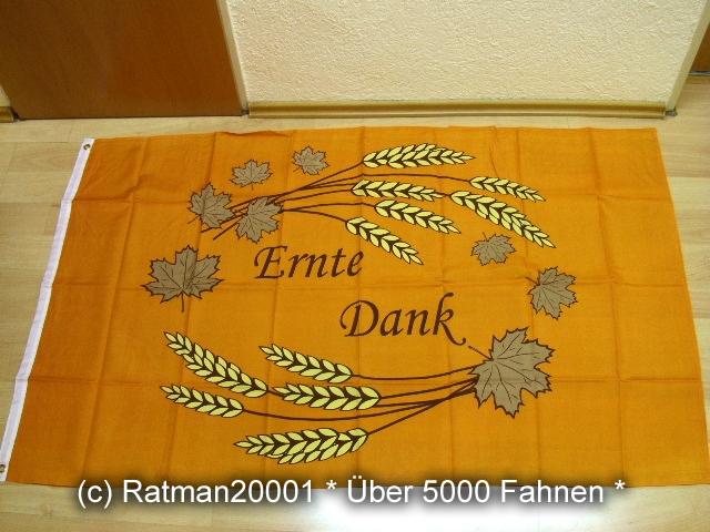 Ernte Dank - 90 x 150 cm