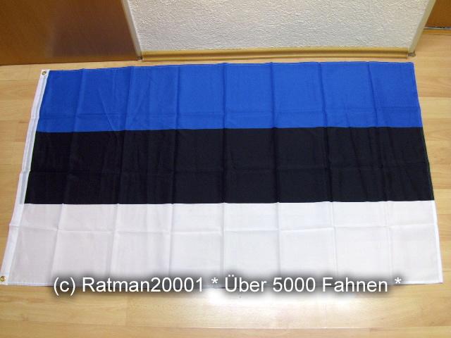 Estland - 90 x 150 cm