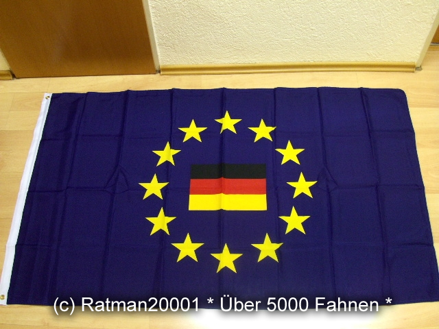 Europa + BRD - 90 x 150 cm