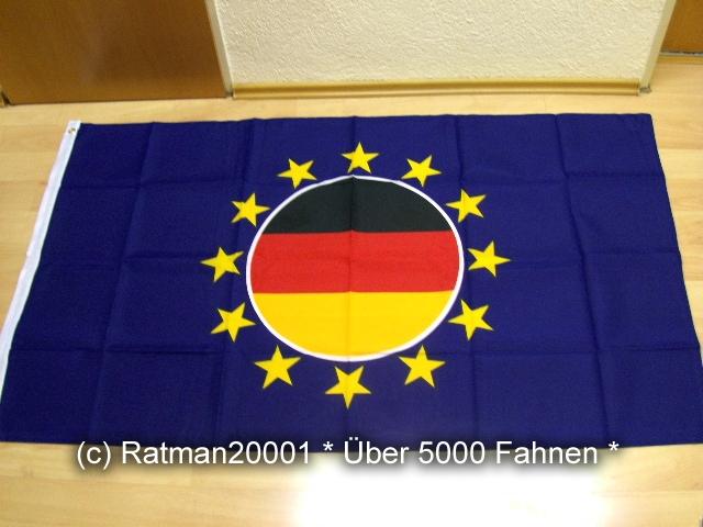 Europa Deutschland - 90 x 150 cm