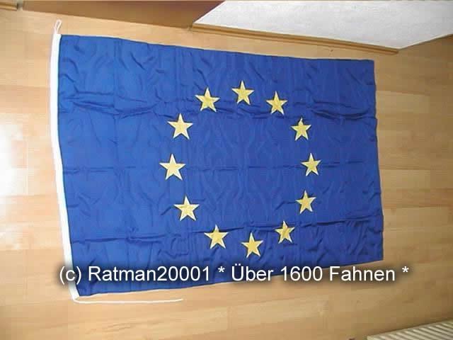 Europa mit Seil - 100 x 150 cm