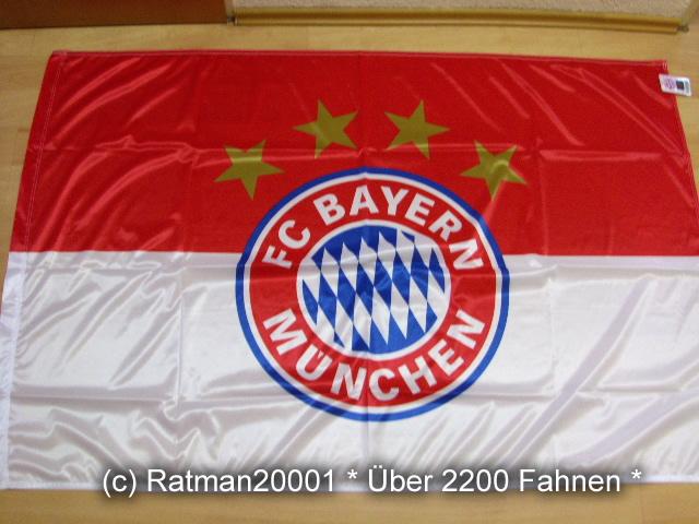 F.C. Bayern München - 100 x 150 cm