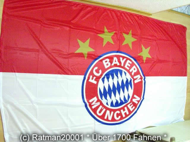 F.C. Bayern München - 150 x 250 cm