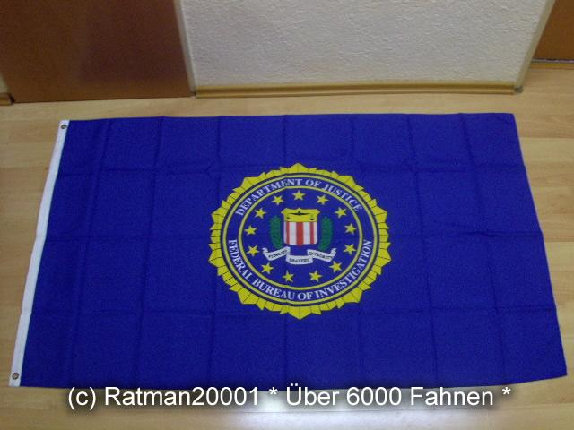 FBI - 90 x 150 cm