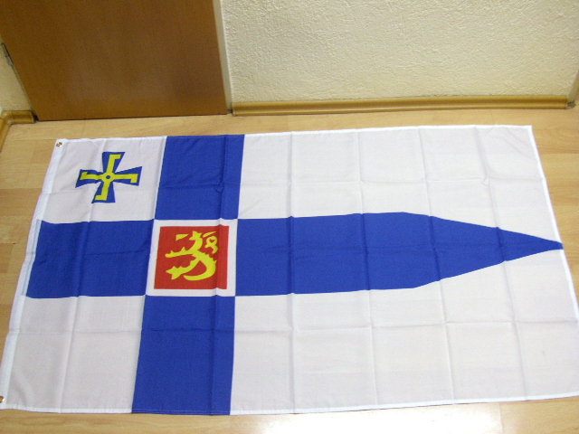 Finnland Präsident - 90 x 150 cm
