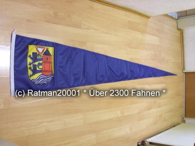 Flensburg Wimpel Langwimpel - 38 x 240 cm
