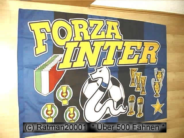 Forza Inter B123 - 95 x 135 cm
