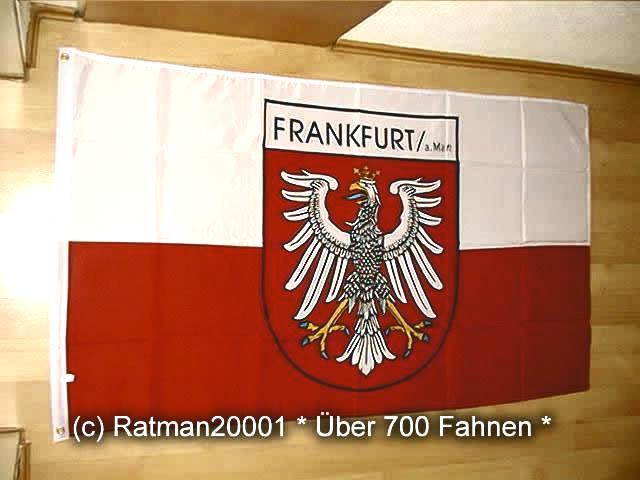 Frankfurt am Main Neu - 90 x 150 cm