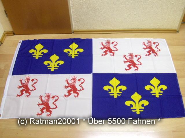 Frankreich Picardie - 90 x 150 cm