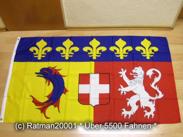 Frankreich Rhöne Alpes - 90 x 150 cm