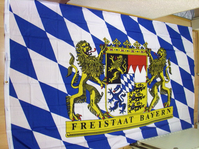 Bayern Freistaat - 1 - 150 x 250 cm