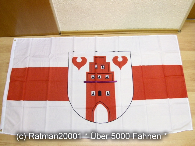 Friesoythe Wappen - 90 x 150 cm