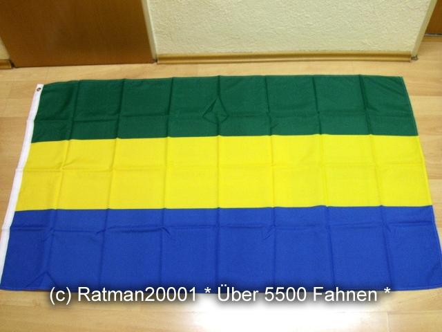 Gabun - 90 x 150 cm
