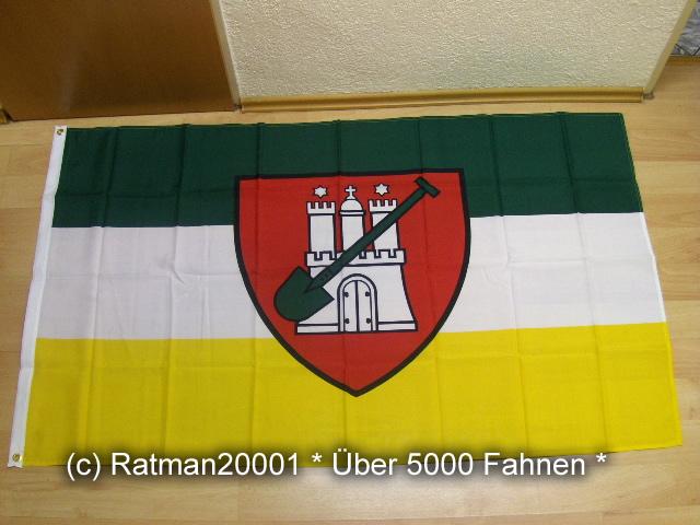 Hamburg Garten - 90 x 150 cm