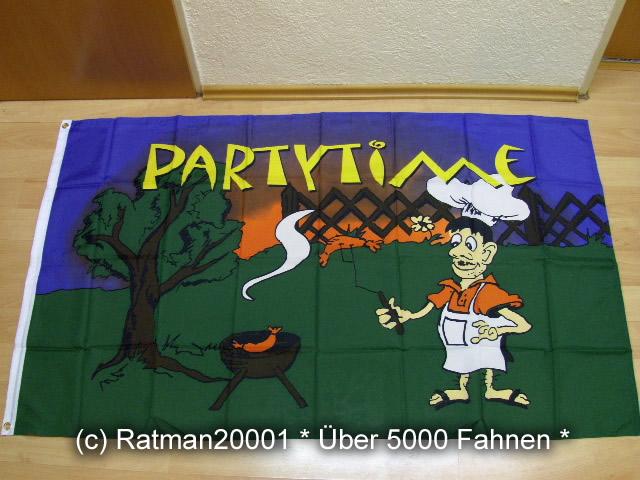 Gartenparty - 90 x 150 cm