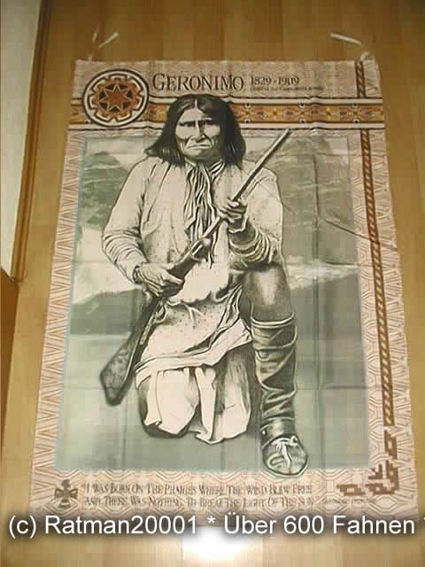 Geronimo  140 x 95 cm