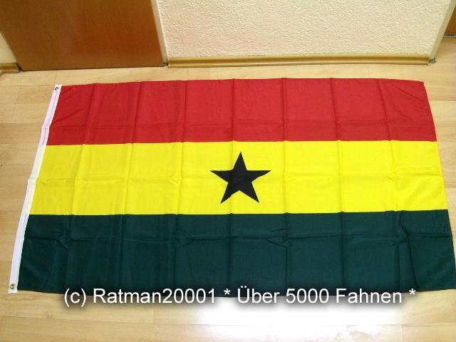 Ghana - 90 x 150 cm