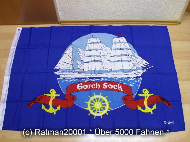Gorch Fock - 95 x 135 cm