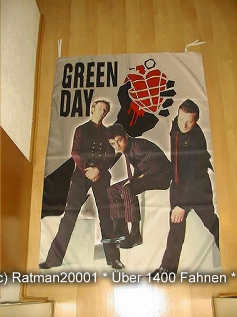 Green Day 100 - 96 x 135 cm