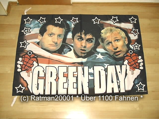 Green Day VD53 - 135 x 96 cm