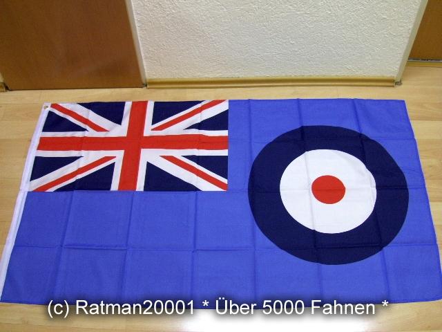 Großbritannien Royal Air Force - 90 x 150 cm