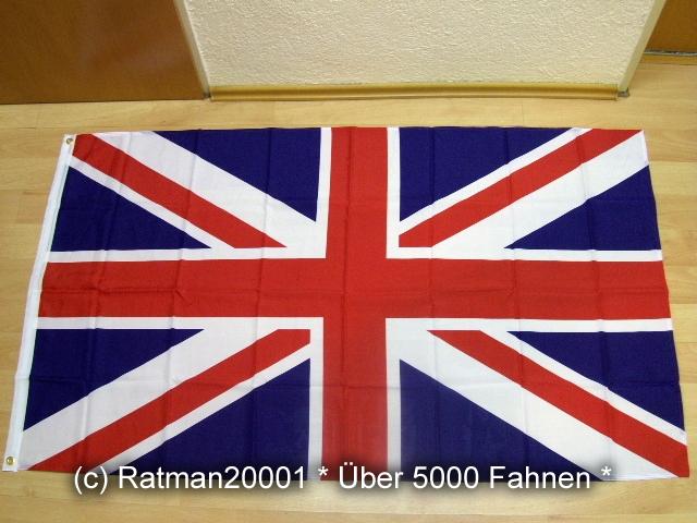 Großbritannien - 90 x 150 cm