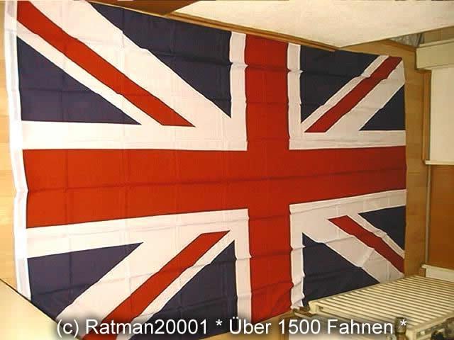 Großbritannien - 1 - 150 x 250 cm