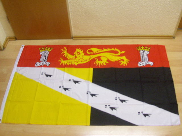 Grafschaft Norfolk Großbritannien - 90 x 150 cm