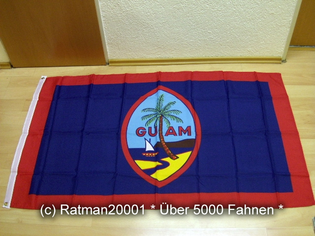 Guam - 90 x 150 cm