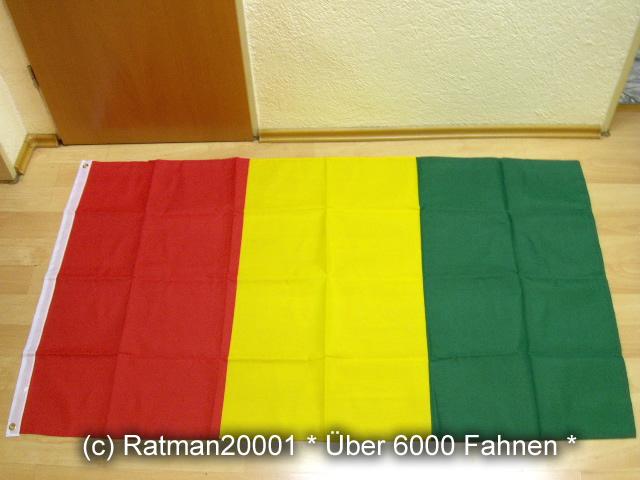 Guinea - 90 x 150 cm