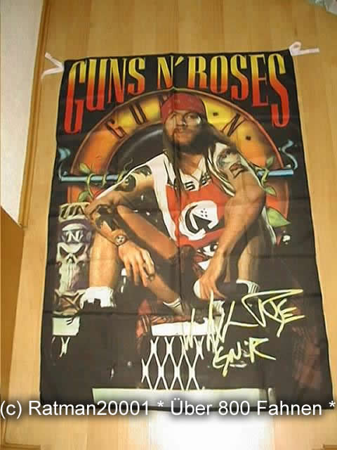 Guns N Roses B 057 - 95 x 135 cm
