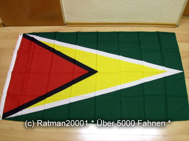 Guyana - 90 x 150 cm