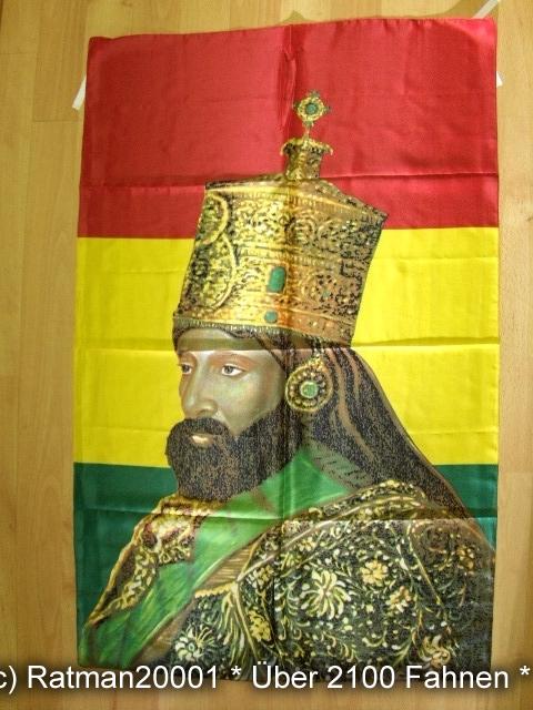 Haile Selassie PF 434 - 73 x 107 cm