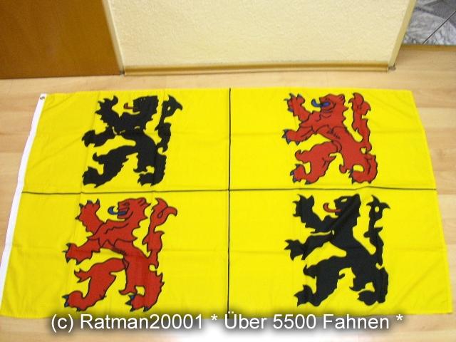 Hainaut ( Belg.Provinz ) - 90 x 150 cm