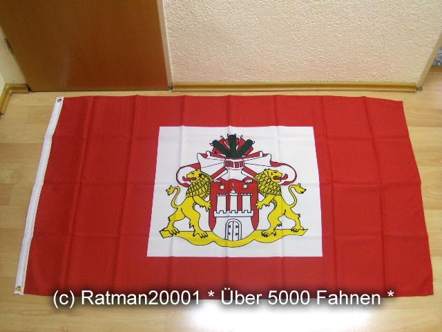 Hamburg Senat - 90 x 150 cm