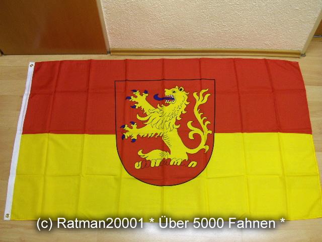 Hannover Langenhagen - 90 x 150 cm