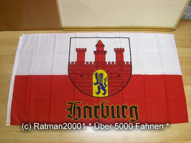 Hamburg Harburg - 90 x 150 cm