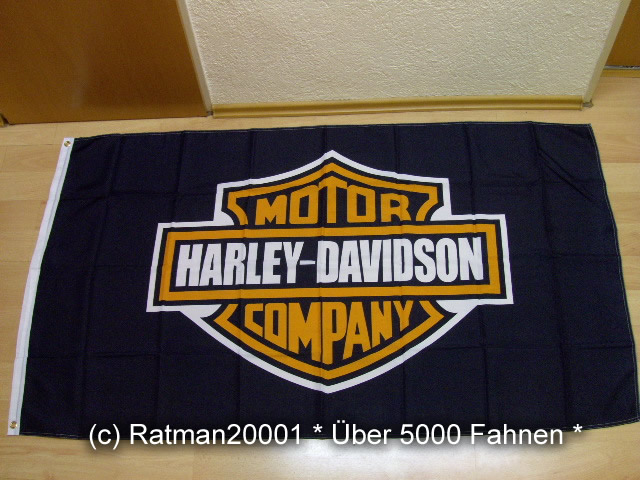 Harley Davidion3 - 90 x 150 cm