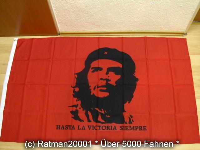 Che Guevara Hasta La Victoria - 90 x 150 cm