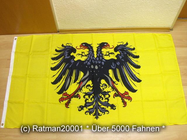Heiliges Römisches Reich Deutscher Nation nach 1400 - 90 x 150 cm