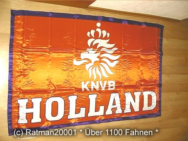 Niederlande Holland KNVB - 95 x 154 cm