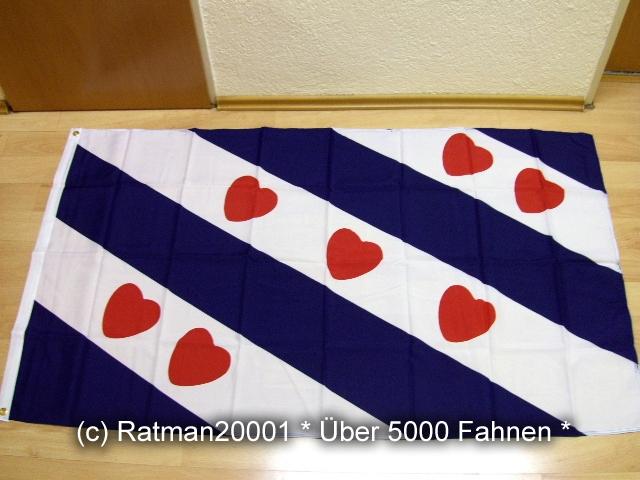 Niederlande Holland Friesland - 90 x 150 cm