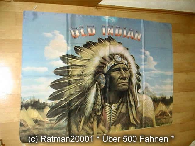 Indianer BGVR 051  95 x 135